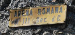 Susa Anfiteatro Romano