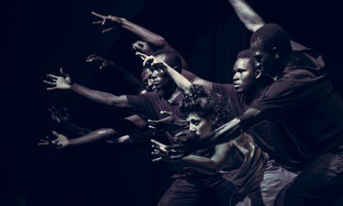 Camaleontika: Stage Afrorì