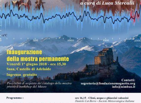 Duemila anni di clima in Val di Susa