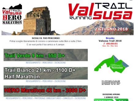 Val Susa Trail Running
